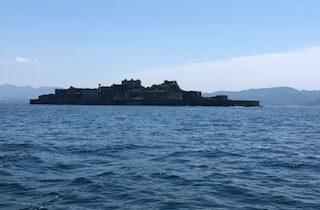 世界文化遺産 軍艦島